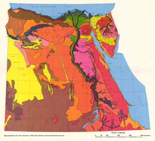 Soil Mapping The World Freshkills Park Blog - Vegetation map of egypt